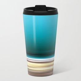 The Deep, Abstract Seascape Travel Mug