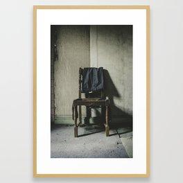 For Tim Framed Art Print
