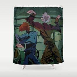 ZUTTER Shower Curtain
