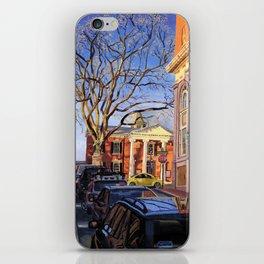 KJP, C-ville, VA iPhone Skin