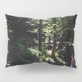 Forest Gazing Pillow Sham