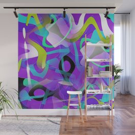 wave fxx. 3 Wall Mural