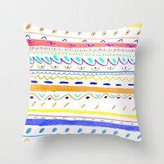 Cool Pattern, Patterns, Throw Pillow