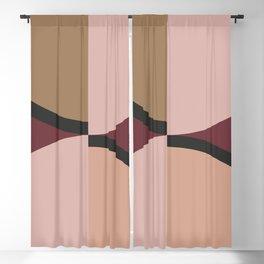 Contemporary Composition 30 Blackout Curtain