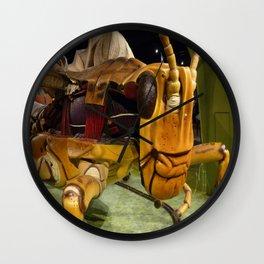 Big Bug Wall Clock