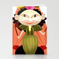 theater Stationery Cards featuring theater by ErsanYagiz