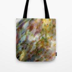 Abstract Dots Tote Bag