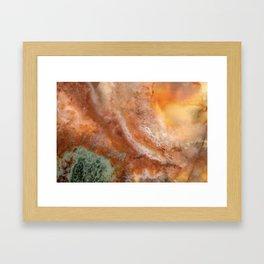 Idaho Gem Stone 26 Framed Art Print