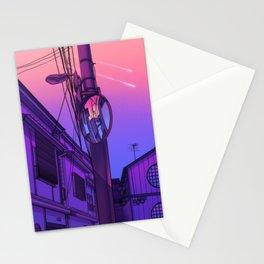 Tokyo Dawn Stationery Cards
