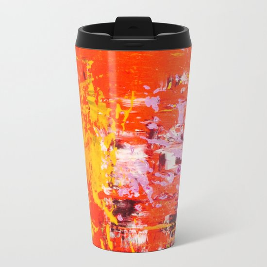 SCRAPE 4 Metal Travel Mug