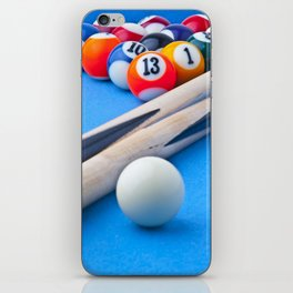 Gaming Table iPhone Skin