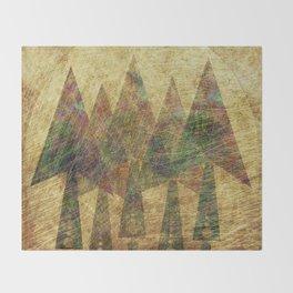 Pineal Expansion Throw Blanket
