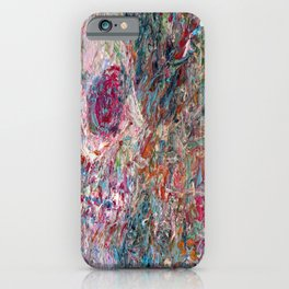 THE FIRST TREMENDOUS COSMIC ENERGY iPhone Case
