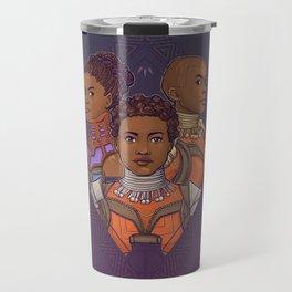 Wakanda Women Travel Mug