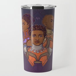 Wakanda Women Travel Mug