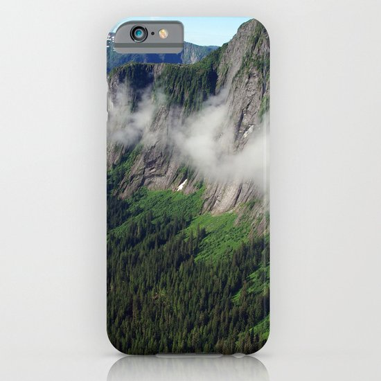 Misty Fjords iPhone & iPod Case