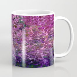 Floral Fantasy Spring Abstract Coffee Mug