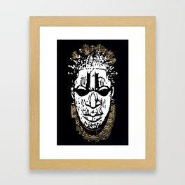 Benin Framed Art Print