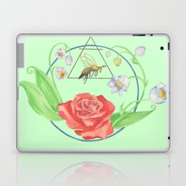 The Sacred Queen Laptop & iPad Skin