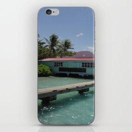 Pusser's Marina Cay, British Virgin Islands iPhone Skin