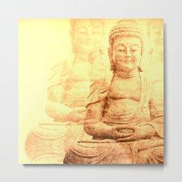 Gautama Buddha Metal Print