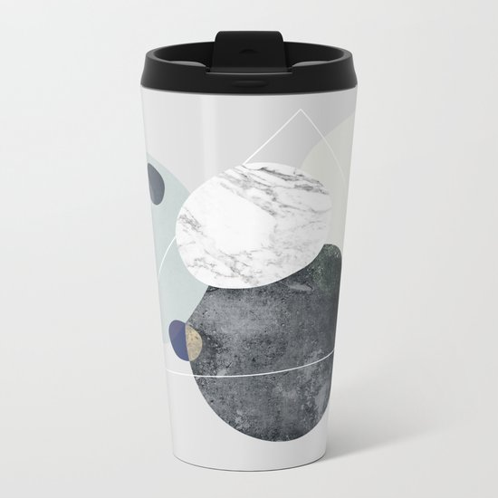 Graphic 89 Metal Travel Mug
