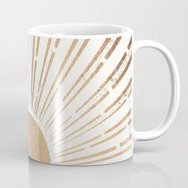 Sun Shines Inside you-Gold Edition Coffee Mug