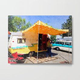 Travel 16 Metal Print
