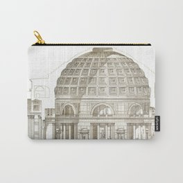 Pantheon Of Rome Carry-All Pouch