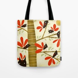 FITTING IN Tote Bag