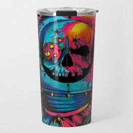 Skelenaut V4 (Color) Travel Mug