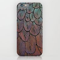 Feather Detail iPhone 6s Slim Case
