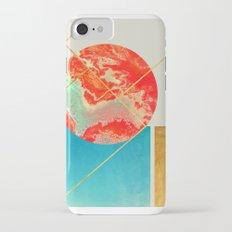 Earth & Sea #society6 #decor #buyart iPhone 7 Slim Case