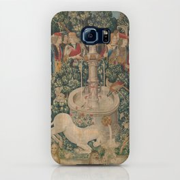 The Hunt of the Unicorn iPhone Case
