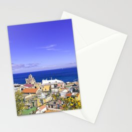 The Pearl Of The Mediterranean Sea Stationery Cards