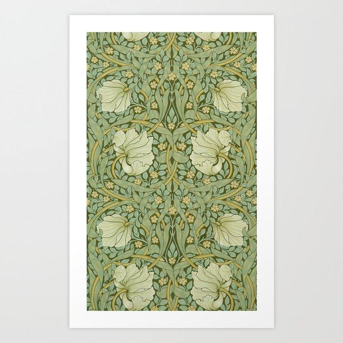 "William Morris ""Pimpernel"" 1. Kunstdrucke"