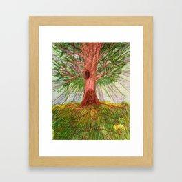Our Tree Framed Art Print