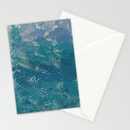 Going to the sea Stationery Cards