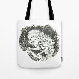 Drink me Alice Tote Bag