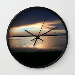 New day Wall Clock