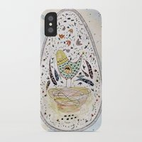 egg iPhone & iPod Cases featuring Egg by Infra_milk