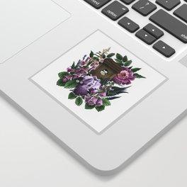 Garden Home Sticker