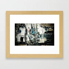 Emanuel Framed Art Print