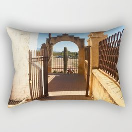 San Xavier 3 Rectangular Pillow