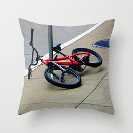 Couldn't Take This Lying Down Throw Pillow