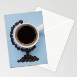 Coffee world Stationery Cards