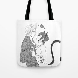 CatboyNoct Tote Bag