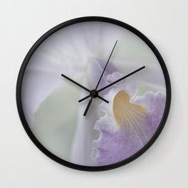 Beauty in a Whisper Wall Clock
