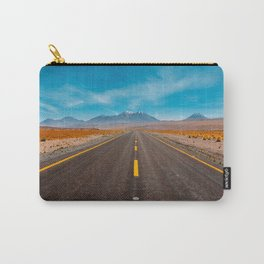 Straight Ahead Carry-All Pouch