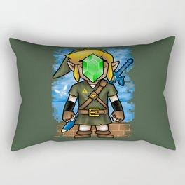 Son of Hyrule Rectangular Pillow